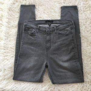 Flying Monkey High Rise Black Wash Jeans